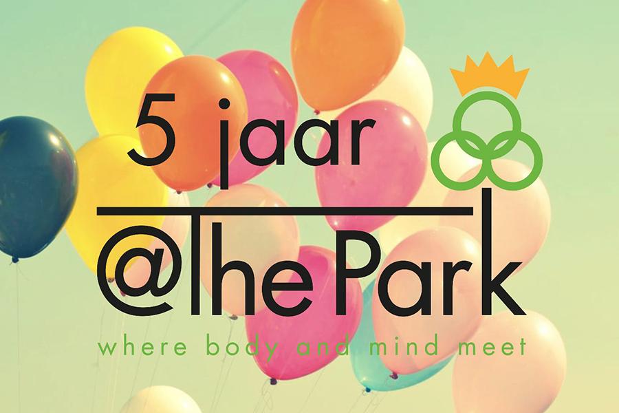deurne leeft at the park vijf jaar