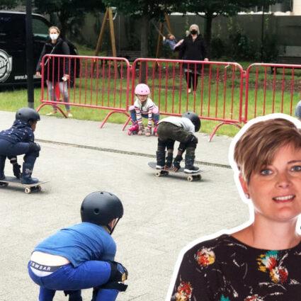 deurne leeft jeugd corona sport skateboarden