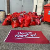 De buit aan het districtshuis van Deurne ruimt op alain hoeckx