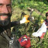 deurne ruimt op drone opruimen rivierenhof