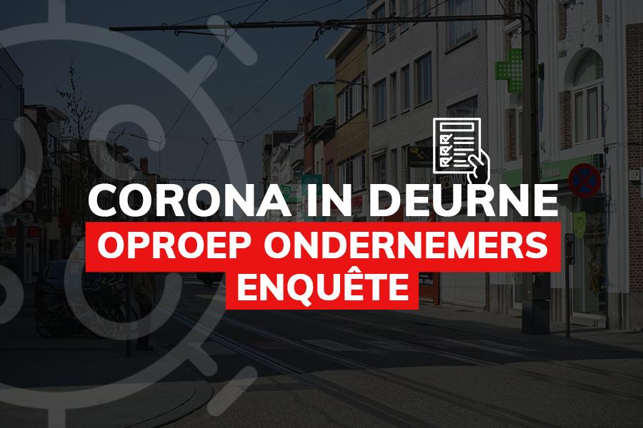 corona in deurne ondernemers