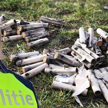 deurne leeft politie antwerpen vuurwerk hangjongeren