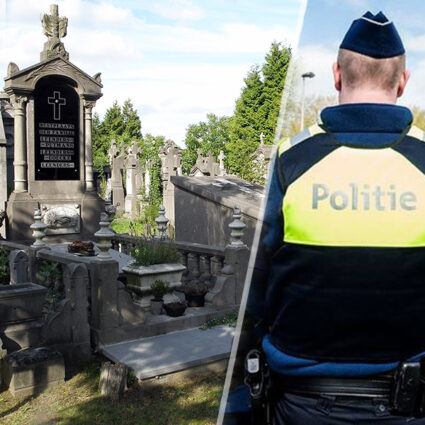 deurne-leeft-sintfredegandusbegraafplaats-kerkhof-drugs-politie-antwerpen