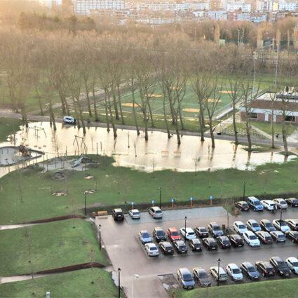 deurne leeft storting water park rivierenhof waterleiding