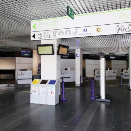 luchthaven deurne antwerp airport doet het minder goed in wegens corona