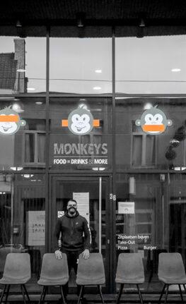 deurne leeft corona in beeld tentoonstelling monkeys