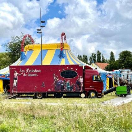 deurne leeft circus les baladins du miroir park groot schijn