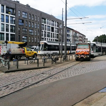 deurne leeft tram ongeval eksterlaar