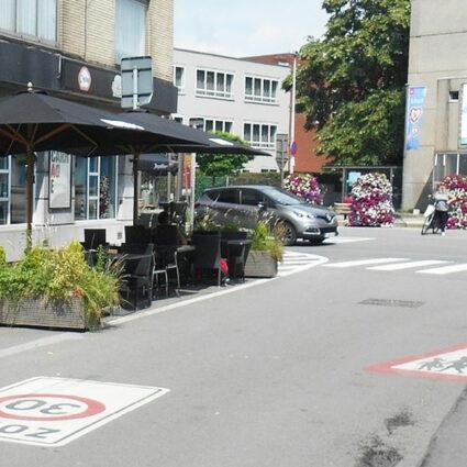 deurne leeft verruimd terras corona frank craeybeckxlaan cafe billiard